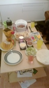 Mexican Feast!